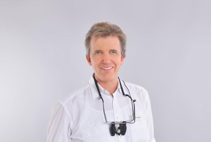 Portrait - Dr. Kremer